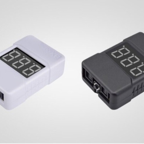 Foto Produk HOTRC-BX100-1-8S-Lipo-Battery-Voltage-Checker dari AEROSKY HOBBY