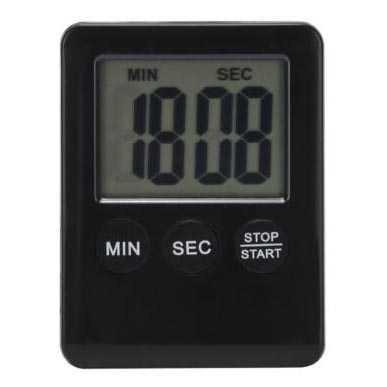 Foto Produk SLIM Timer Digital / Stopwatch Dapur murah meriah dari Palem Ceria Shop