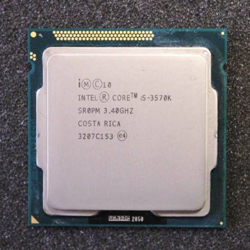 Foto Produk PROCESSOR INTEL CORE I5 3570K + FAN INTEL LGA 1155 dari iconcomp