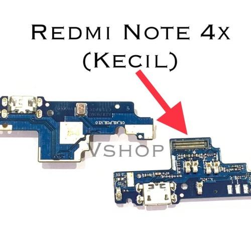 Foto Produk Flexibel Flexible Pcb Konektor Conektor Charger Redmi Note 4X Kecil dari vshop sparepart
