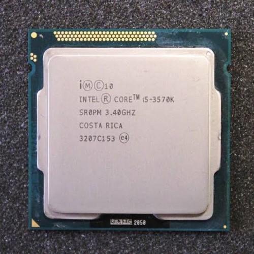 Foto Produk PROCESSOR INTEL CORE I5 3570K TRAY LGA 1155 dari iconcomp