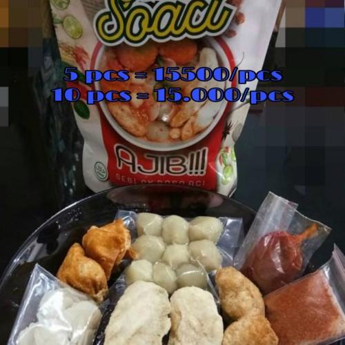 Foto Produk Seblak Soaci dari Cireng banjir marenta