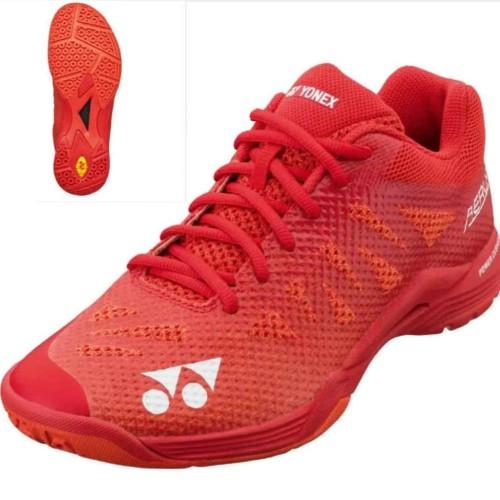 Foto Produk Sepatu Badminton Yonex Aerus 3 Red dari Lefin Sport + Music