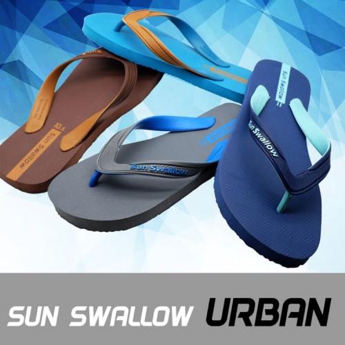 Foto Produk Sandal Sun Swallow Urban - Cokelat, 10.5 dari Komfort