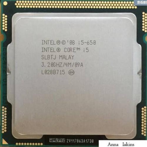 Foto Produk PROCESSOR INTEL CORE I5 650 TANPA FAN SOCKET 1156 dari iconcomp
