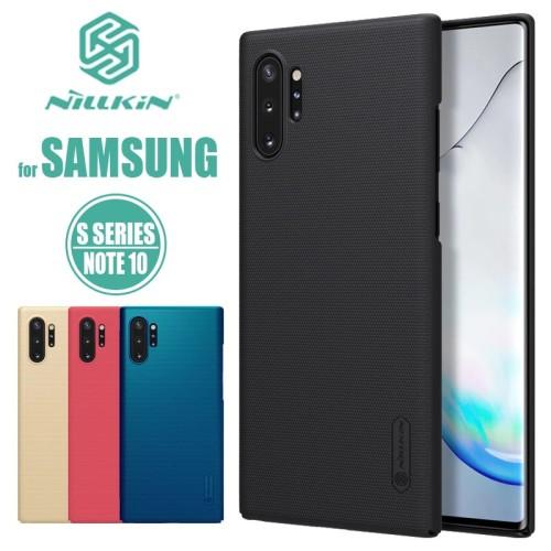Foto Produk NILLKIN Original Frosted Matte Premium Case Samsung Note 10 Note 10+ dari MJ Original