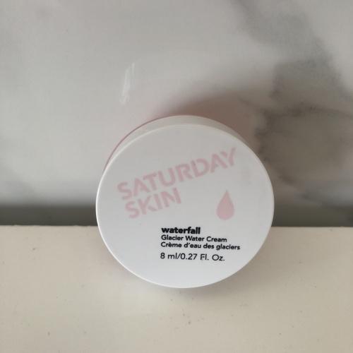 Foto Produk Saturday skin waterfall glacier water cream / gel moisturizer dari Llaurencia