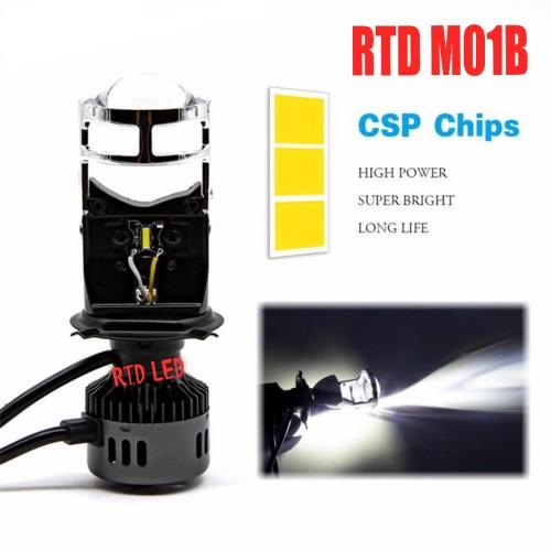 Foto Produk Projie Led / Mini Projector Led RTD M01B H4 / RTD M01B Led Original dari RTD LED