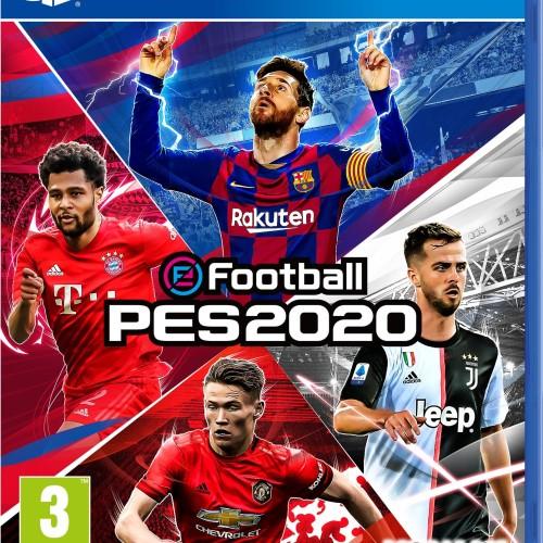 Foto Produk Kaset/BD PS4 E Football PES 2020 dari Nichos Game Zone