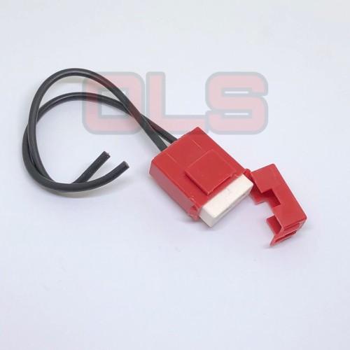 Foto Produk OL0047 RUMAH Sekring tancap KERAMIK sikring BESAR fuse dari OLS_Fastener