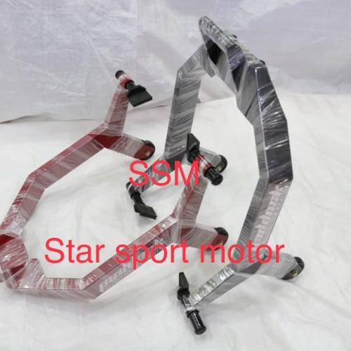 Foto Produk STANDAR PADDOCK MOGE CBR UNIVERSAL MOTOR dari sircuit motor shop