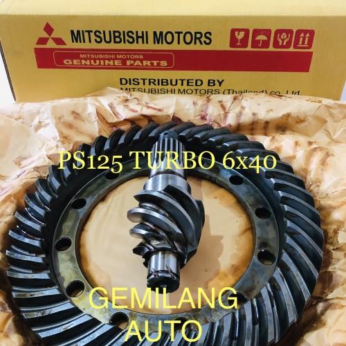 Foto Produk GEAR SET 6x40 MITSUBISHI CANTER PS125 TURBO / PS135 KTB dari GemiLang Auto Part