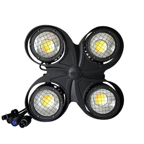 Foto Produk Minibrute LED blinder 4x100W Warm White waterproof incl hardcase 4in1 dari DUNIA LAMPU LIGHTING
