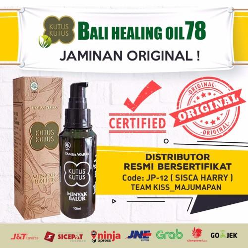Foto Produk minyak kutus kutus dari Balihealingoil78