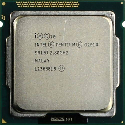 Foto Produk PROCESSOR INTEL DUAL CORE G2010 TRAY LGA 1155 dari iconcomp