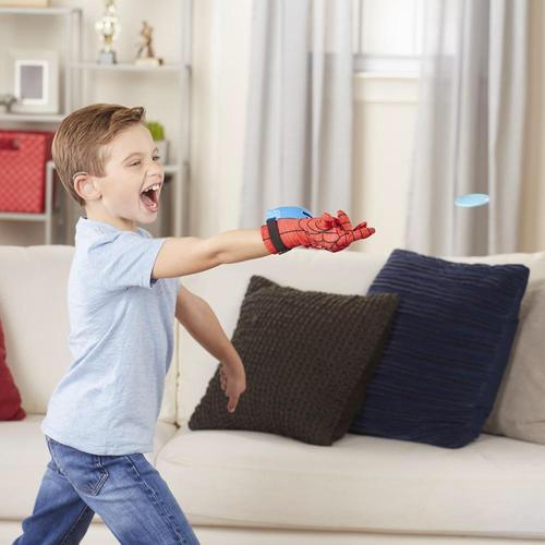 Foto Produk Mainan anak sarung tangan web dart gloves spiderman jaring laba laba dari VB Shoppe