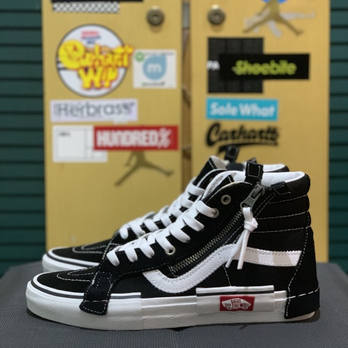 Foto Produk Vans Sk8hi Reissue Cut And Paste Black and White dari shoebite_