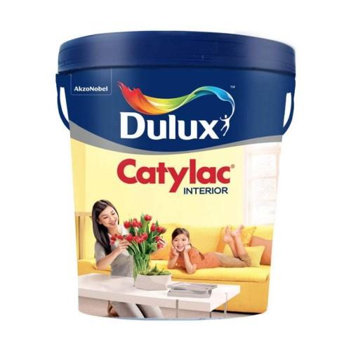 Foto Produk Cat tembok Dulux Catylac interior PUTIH / WARNA 5kg - PUTIH 1501 dari TOKO MATERIAL ON
