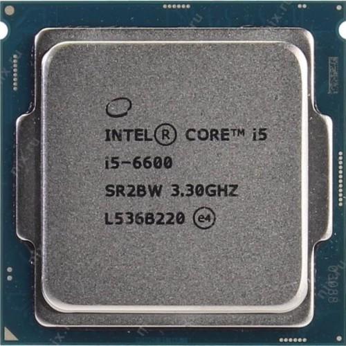Foto Produk PROCESSOR INTEL CORE I5 6600 TRAY SOCKET 1151 dari iconcomp