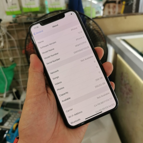 Foto Produk Iphone X 256GB dari Joyshop96