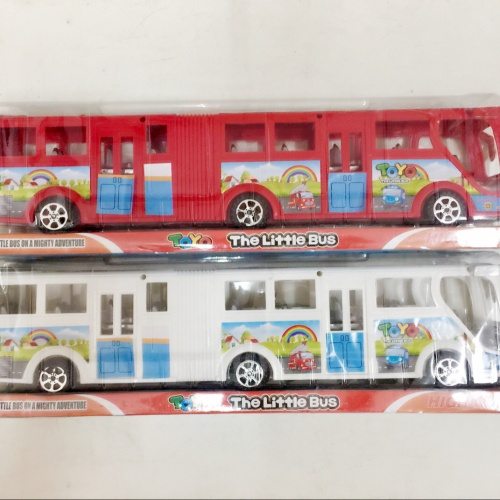 Foto Produk MAINAN BUS GANDENG TRANSJAKARTA dari S&E Toys