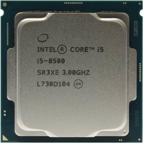 Foto Produk PROCESSOR INTEL CORE I5 8500 TRAY + FAN INTEL 1151 dari iconcomp