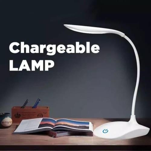 Foto Produk Lampu Meja / Lampu Belajar 14 LED 3 Mode sentuh model 2 dari PINZY Official Store