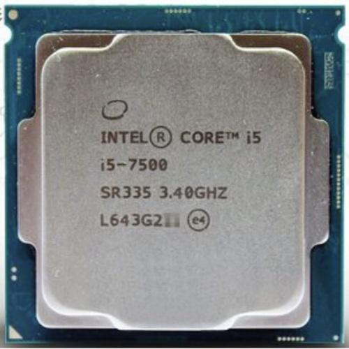 Foto Produk PROCESSOR INTEL CORE I5 7500 TRAY LGA 1151 dari iconcomp