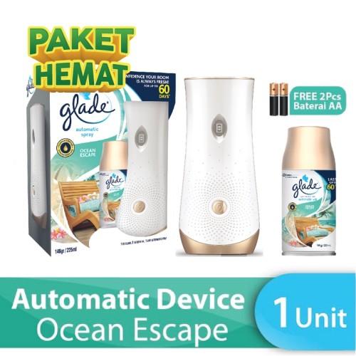Foto Produk Glade Matic Device + Refill Ocean Escape dari SC Johnson & Son ID