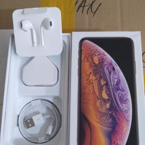 Foto Produk Dus Box iPhone Xs atau Xs Max Fullset HF OEM dari Agen Dus