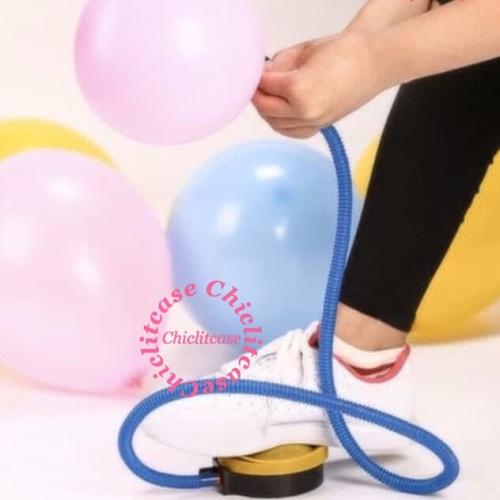 Foto Produk Pompa injak kaki balon manual dari chic lit case