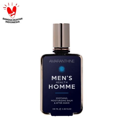 Foto Produk Amaranthine Men's Health Soothing, Moisturizing Balm & After Shave dari AmaranthineOfficial