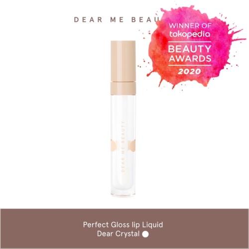 Foto Produk Dear Me PERFECT GLOSS LIP LIQUID - Dear Crystal dari Dear Me Beauty