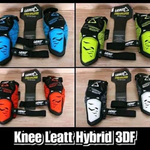 Foto Produk Deker leatt Lutut 3DF HYBRID KNEE protector dari afriandy