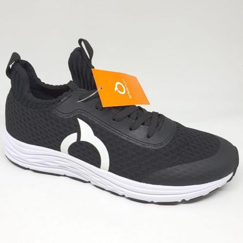 Foto Produk Sepatu running Ortuseight original Harvard black white new 2020 dari Kicosport