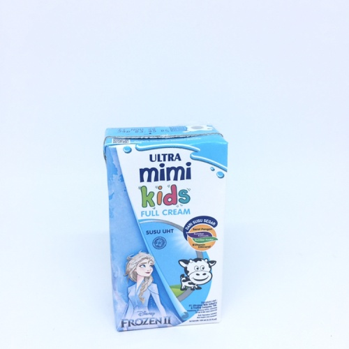 Foto Produk Ultra Mimi Fullcream 125ml - KARTONAN GRAB GOJEK ONLY dari Kalimantan Toko