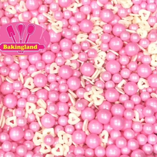 Foto Produk Sprinkle hiasan kue pinky lovely dari Toko bahankue Bakingland