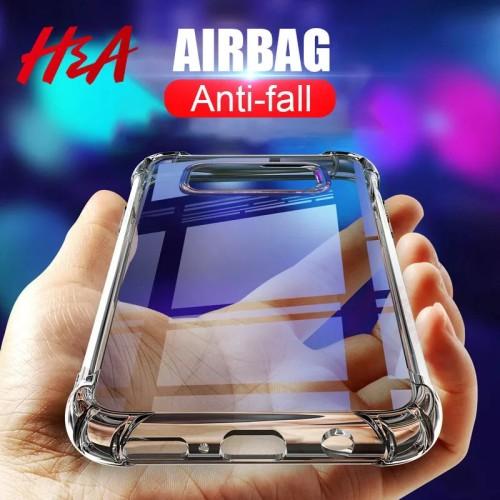 Foto Produk Anti Crack Soft Case Samsung Galaxy A3 A5 A7 2016 2017 - Clear Bening, A5 2016 dari Aksesoris Hitam