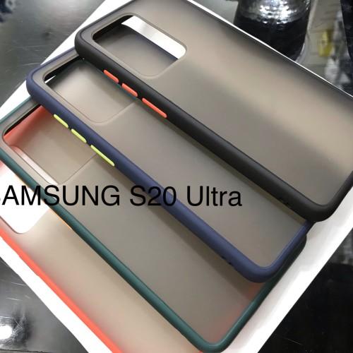 Foto Produk Case Fuze Warna Samsung Galaxy S20 Ultra / Case Warna Samsung S20Ultra dari abadi8888