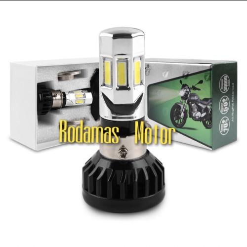 Foto Produk Lampu Motor LED 6 Sisi RTD dari Rodamas
