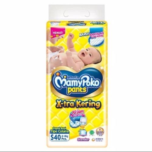 Foto Produk Mamy Poko Pants STD S40 dari TOKO SUSU SELA