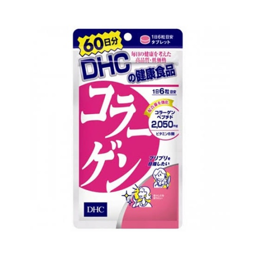 Foto Produk DHC Collagen Supplements 360 Tablets for 60 Days – Made in Japan dari beautyandthetink