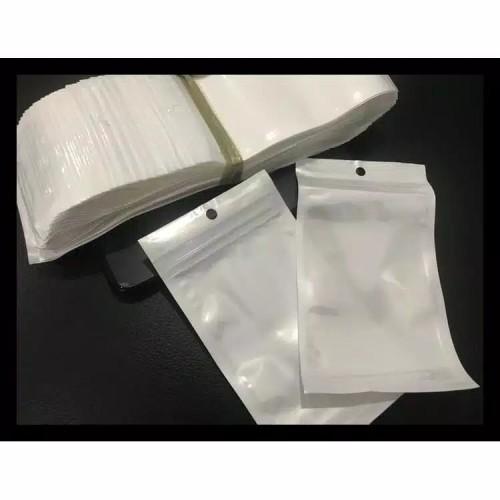 Foto Produk Isi 100pcs PLASTIK KLIP ZIPLOCK UKURAN 6 X 10 CM dari PINZY Official Store