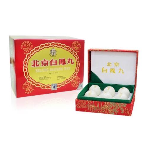 Foto Produk Obat Kesehatan Wanita Beijing Bai Feng Wan 1 dus isi 6 boli dari JuniorBee