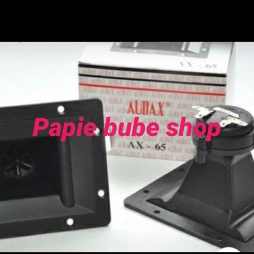 Foto Produk Tweeter audax 65 sangat cocok untuk suara panggil dan suara void turun dari papie bube shop