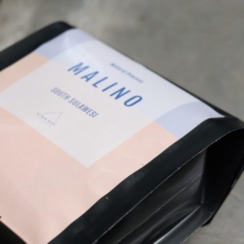 Foto Produk Biji kopi arabica Malino Natural Proses 250gr dari KlinikKopi