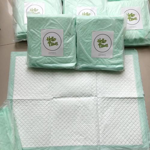 Foto Produk Pee pad / Underpad / Toilet Training Pad 45x60cm (isi 10 lembar) dari hellopaws.id