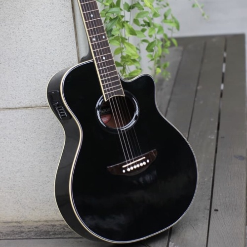 Foto Produk Gitar akustik elektrik Yamaha APX 500ii EQ bonus tas dan senar dari Blaze Music