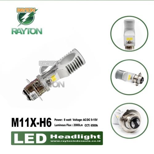 Foto Produk Lampu Led Motor H6 AC DC RTD M11X dari RTD LED