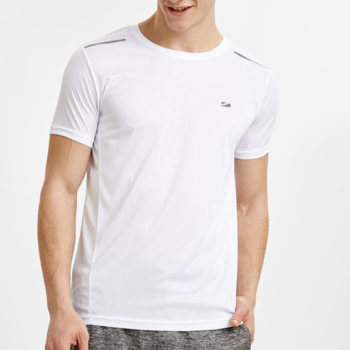 Foto Produk Kaos LC Waikiki LCW Sports Mens Active Flex Tee White Original Stretch dari OTOMO Store